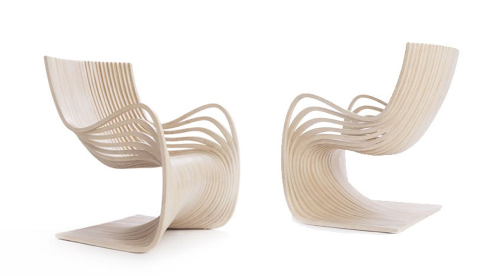 Pipo Chair By Alejandro Estrada For Piegatto D Signers
