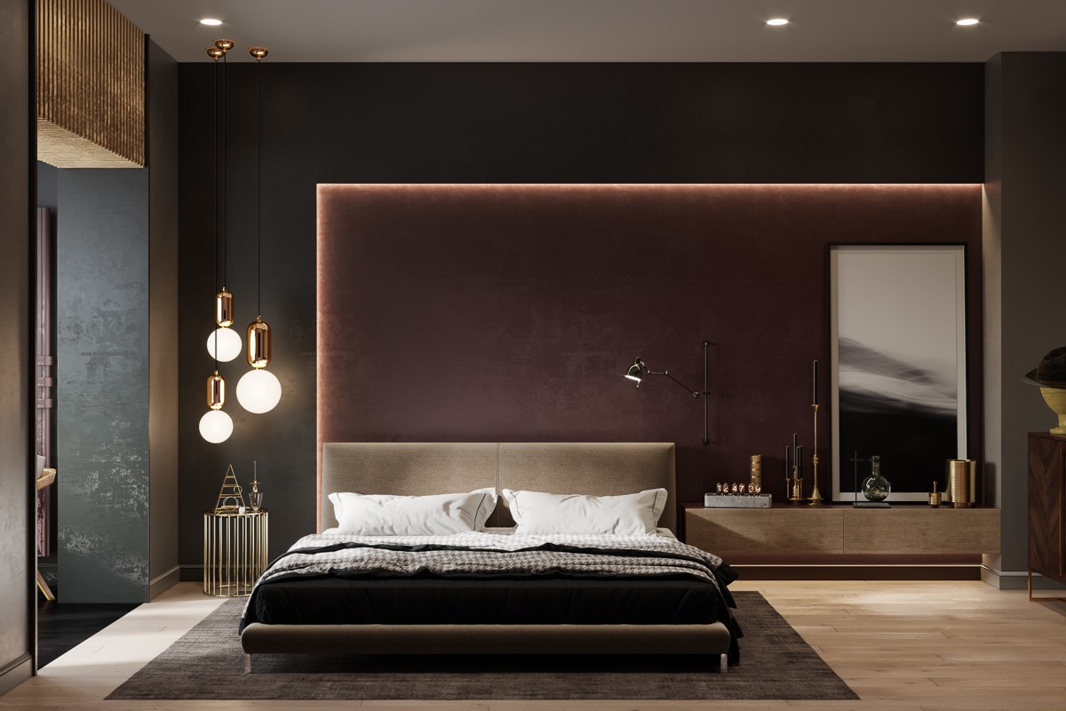 modern-contemporary-bedroom - D.Signers